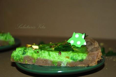 pea buckwheat cake