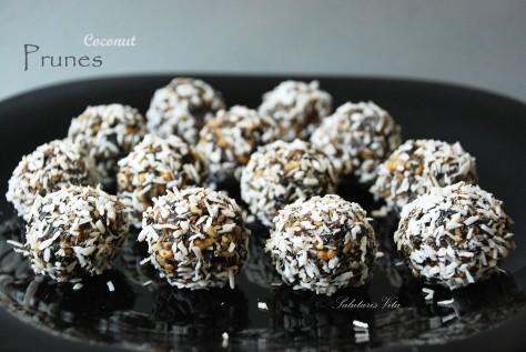 Prunes Coconut power balls 1PCSV