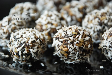prunes nut power balls