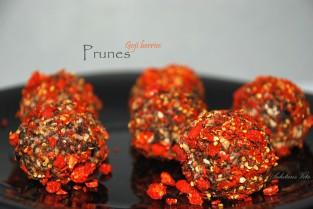 Prunes goji berries power balls 1PGBSV