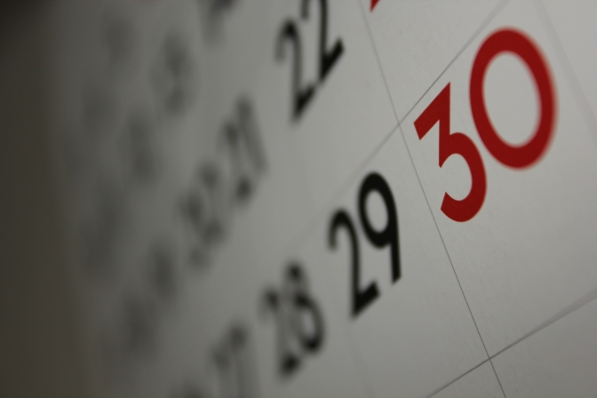 Today is the Day. Сьогодні є Той День.