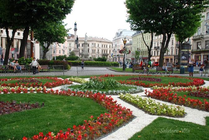 America Days in Lviv. Дні Америки у Львові.