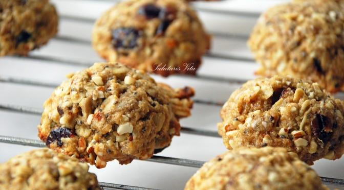 Oatmeal cookies from Maryana