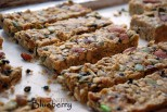 Blueberry Nuts Protein Bars 3BNSV