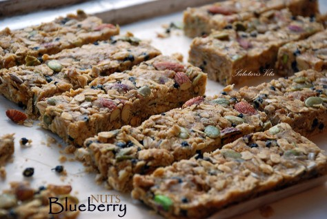 morning bliss protein bars