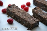 DIY Chocolate Simple protein bars