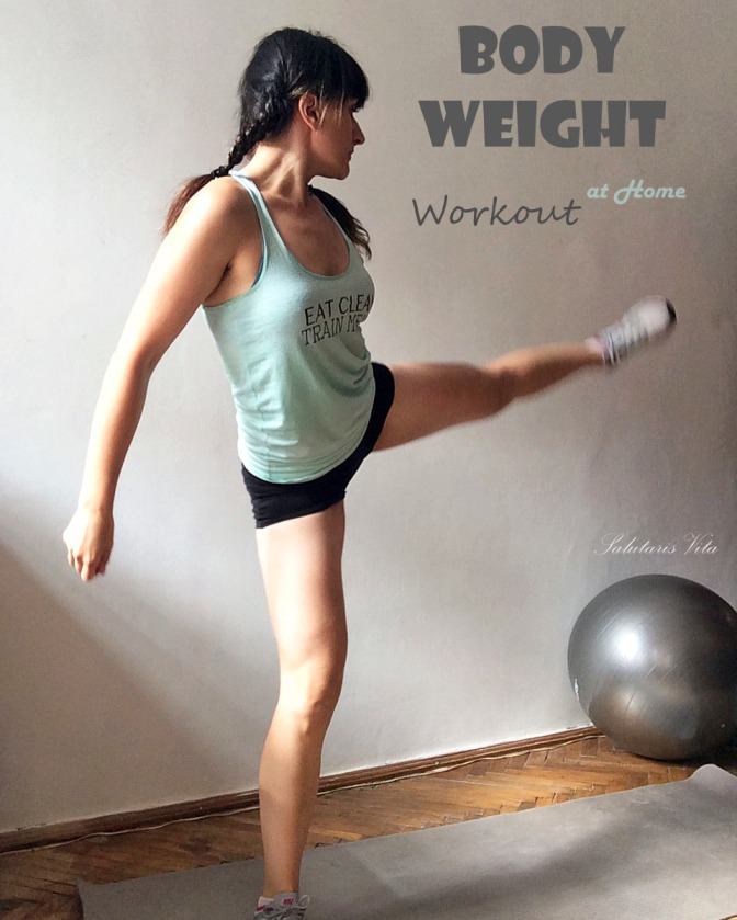 body weight workout video