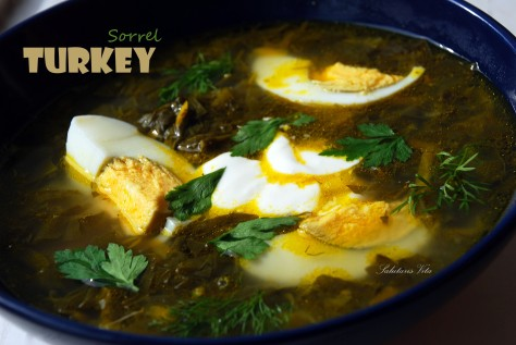 Turkey Sorrel Soup