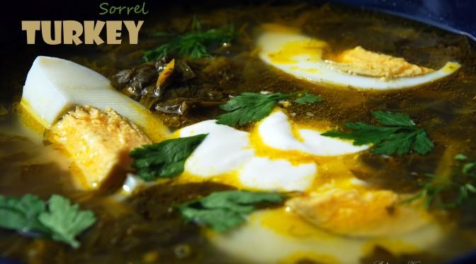 Turkey Sorrel Soup
