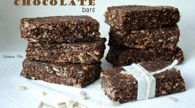 German Chocolate Protein Bars. Протеїнові Бари зі Смаком Шоколадного Торта.
