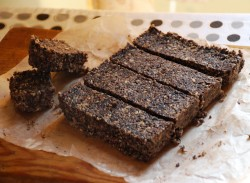 raw cacao nibs protein bars 7