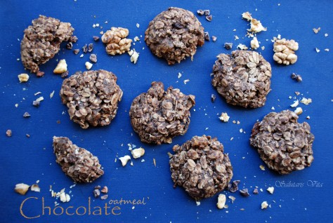 Chocolate Oatmeal Cookies 1ChOASV